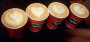 Una Deliciosa Taza de Cafe